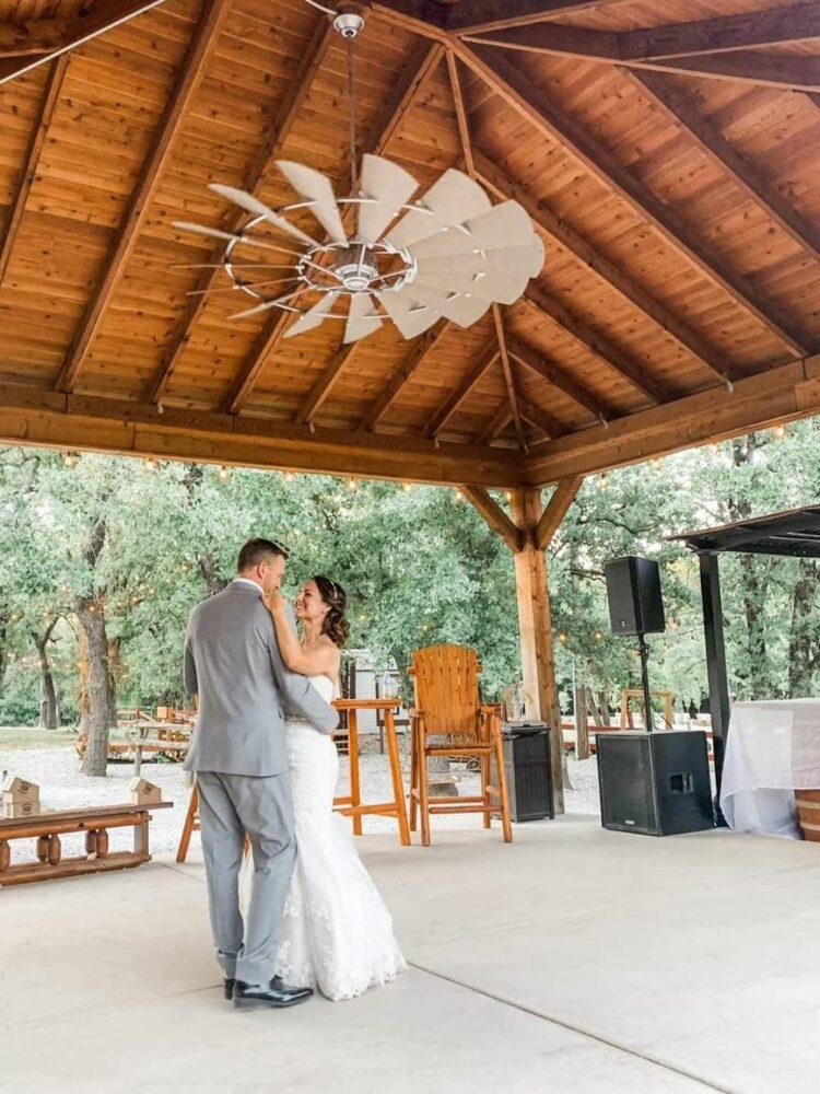 84 Outdoor Reception Area Fort Worth County Memories