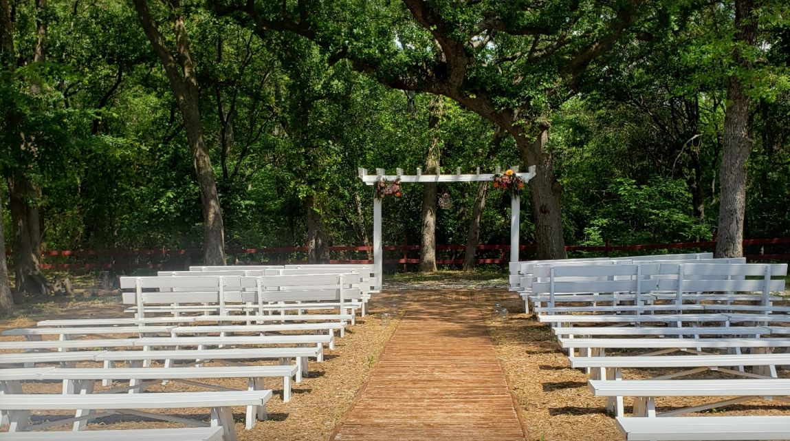 0 wedding venues in fort worth country memories